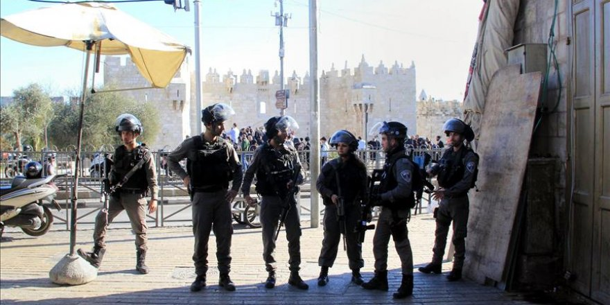 İsrail polisi 28 yaşındaki Filistinli genci öldürdü