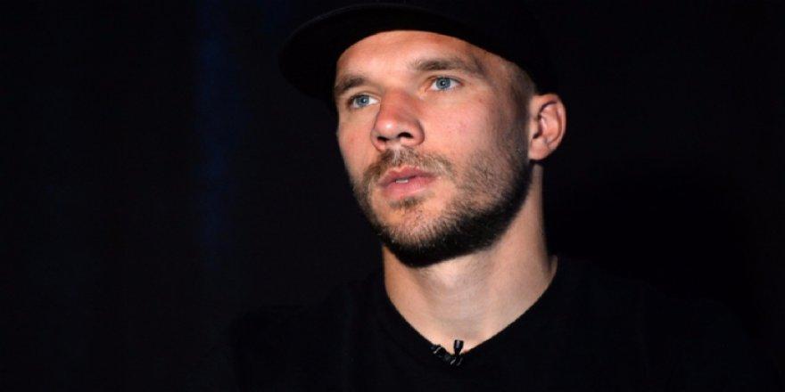 Podolski: Eren'in golü harikaydı
