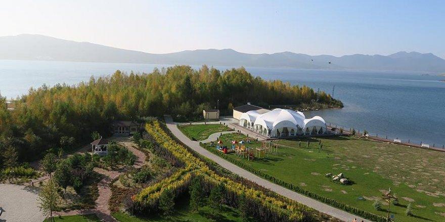Kazakistan'ın tatil merkezi: Burabay