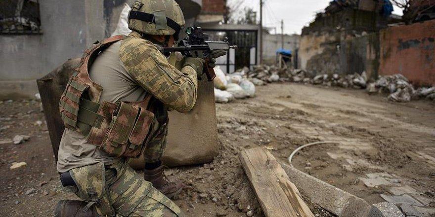 Hakkari'de saldırı hazırlığındaki 3 terörist etkisiz hale getirildi