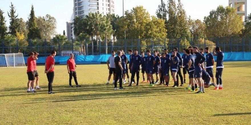 Adana Demirspor, Şanlıurfaspor maçına hazır
