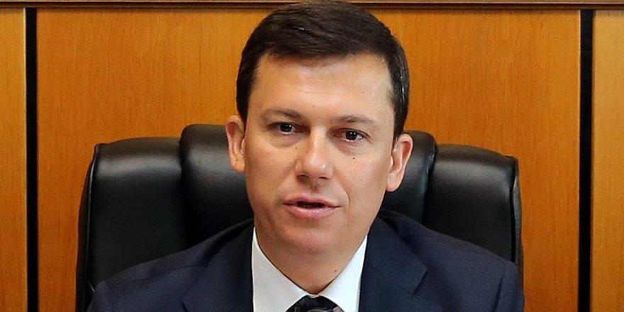 Fatih Şahin AK Parti Genel Başkan Yardımcılığına atandı