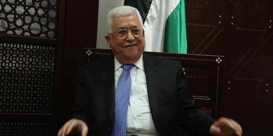 Abbas'dan 'İsrail' açıklaması