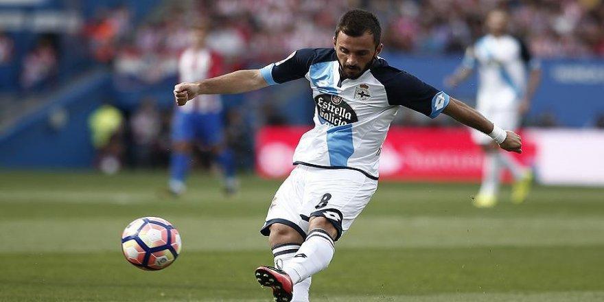 Deportivo Emre Çolak'ın asistiyle kazandı