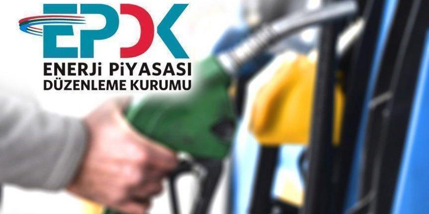 EPDK'dan 19 şirkete 45 milyon liralık ceza
