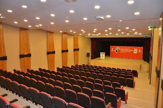 Büyükşehir Belediyesi'nden yeni konferans salonu