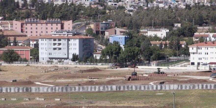 Kilis'te hava savunma sistemi güçlendiriliyor