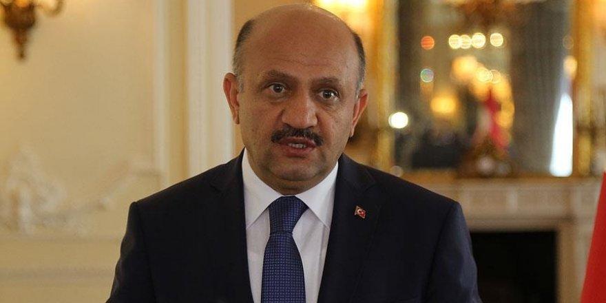 Milli Savunma Bakanı Işık: 'Uçaklarımız göreve hazırdır'