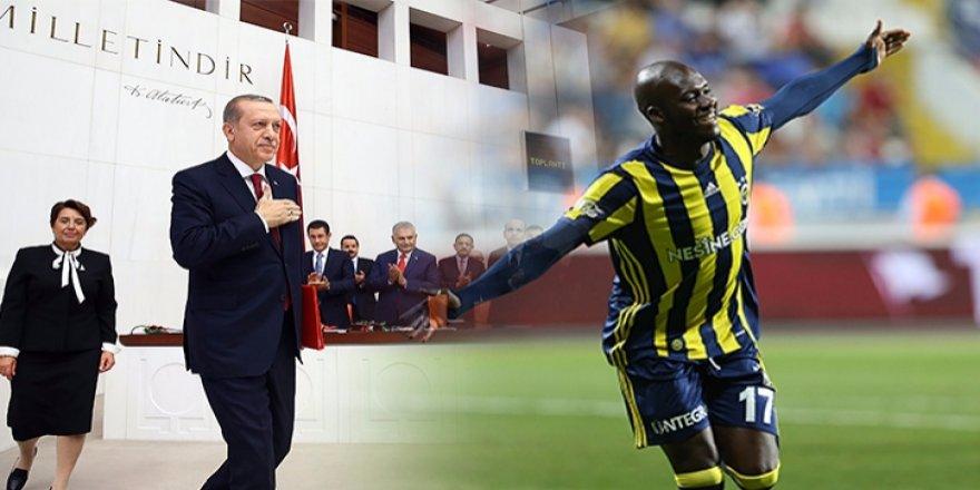 Moussa Sow'dan Erdoğan itirafı