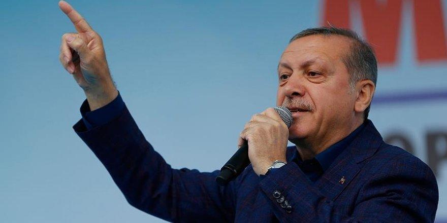 Erdoğan Kılıçaslan Şehir Meydanı'nda Konyalılara seslenecek