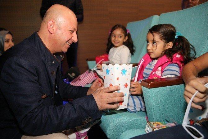 Şehit ve Gazi çocuklarına Çolakbayrakdar'dan vefa örneği