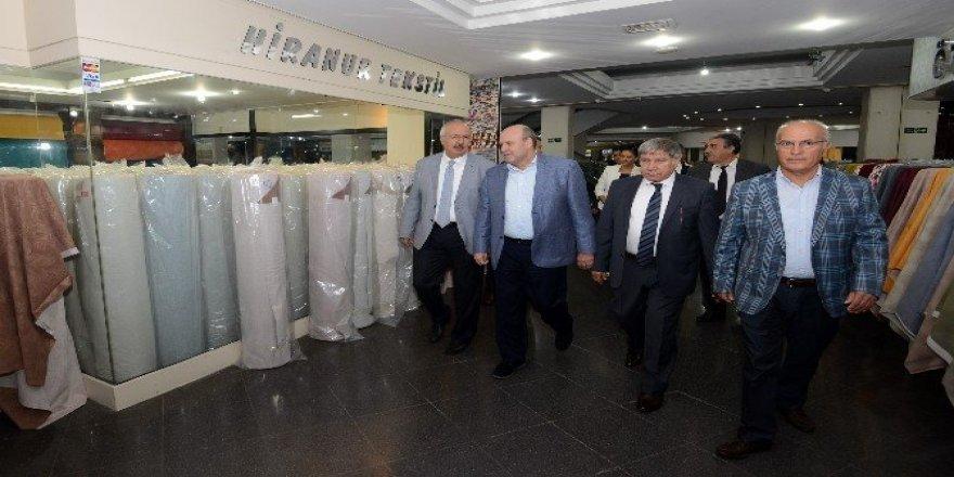 Yabancı iş adamlarından Bursa'nın kalitesine tam not
