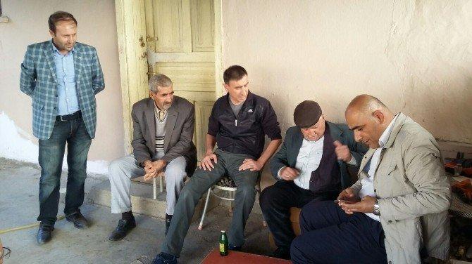 Muş'ta 1 Ekim Dünya Yaşlılar Günü etkinliği