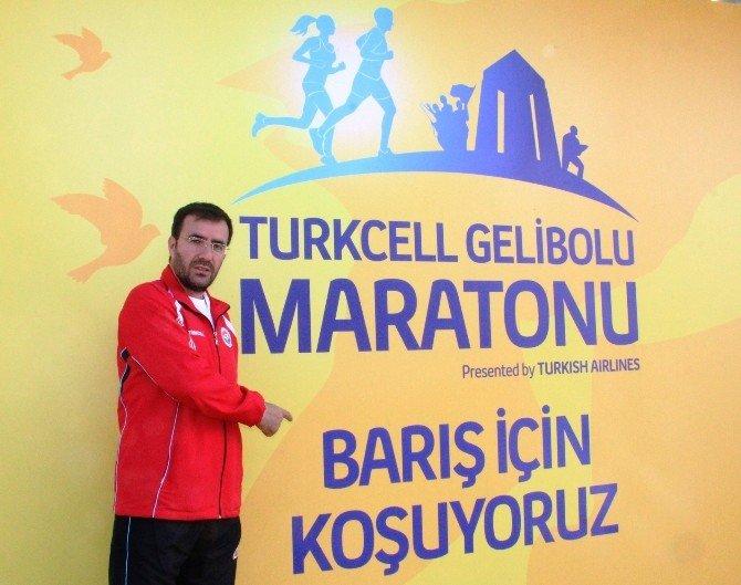 """""""Gelibol Maratonu'nu dünya çapında bir organizasyon yapmak istiyoruz"""""""