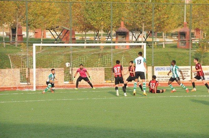 Yeşilyurt Belediyespor deplasmanda mağlup oldu