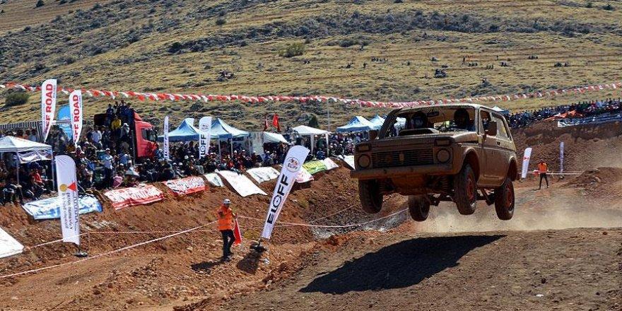 Şehit Halisdemir anısına off-road yarışı düzenlendi