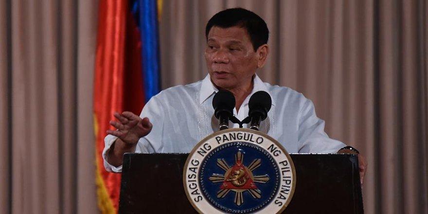 Duterte Yahudilerden özür diledi