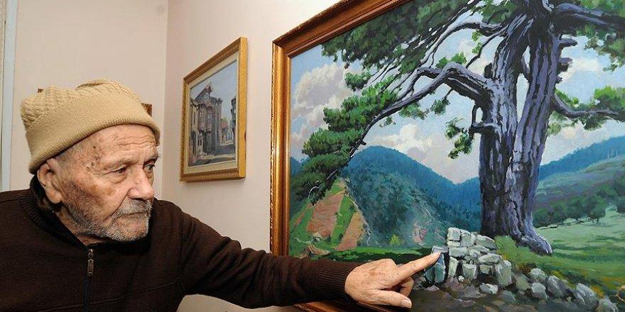 Kütahyalı ressam Yakupoğlu vefat etti