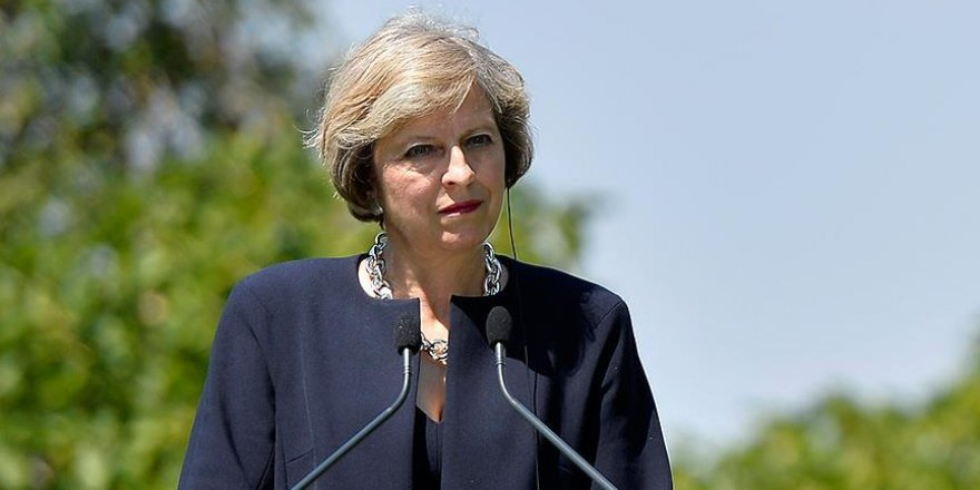 May: Britanya AB'den ayrılacak