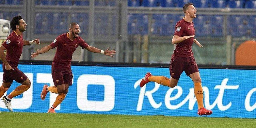 Serie A'da haftanın maçını Roma kazandı