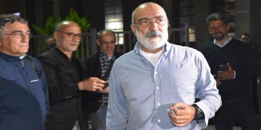 Deşifre oldu! İşte Ahmet Altan'ın 'ABİSİ'