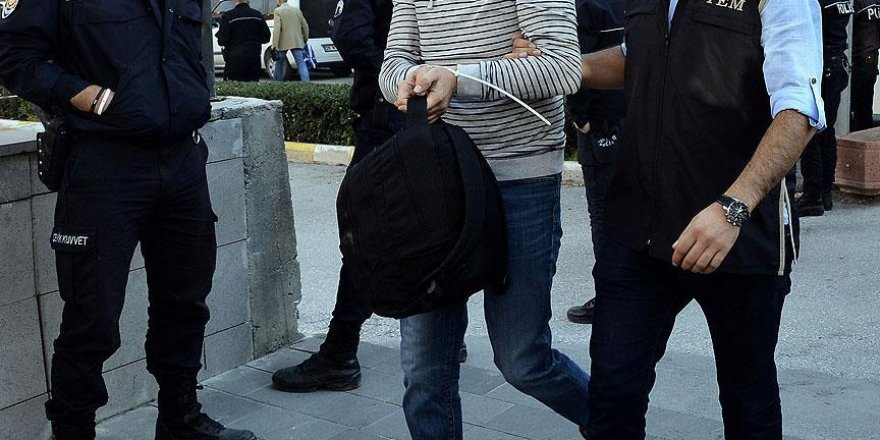 İzmir merkezli 4 ildeki FETÖ/PDY soruşturmasında yeni gelişme