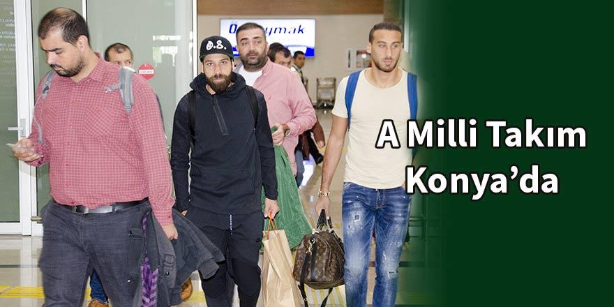 A Milli Takım Konya'da