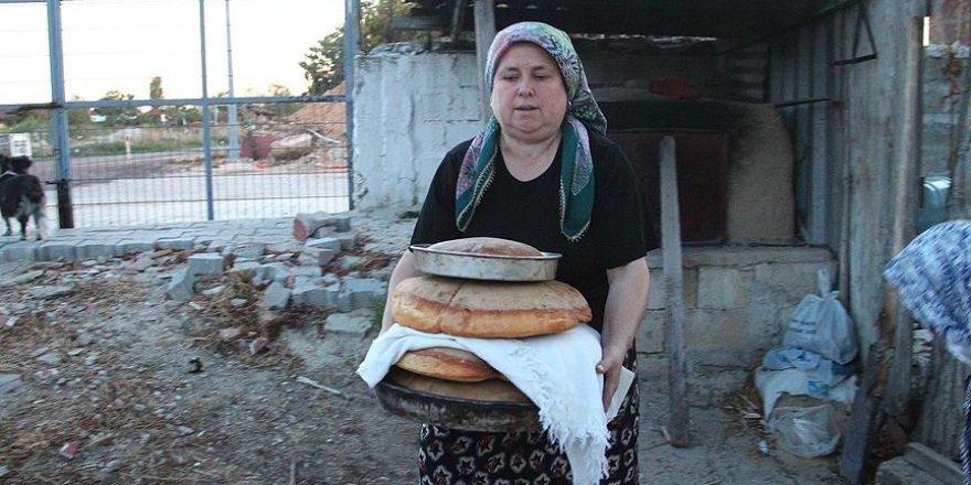 Köy ekmeğinin lezzet yolculuğu