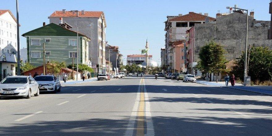 Büyükşehir'den Çumra'ya 8 milyonluk prestij caddeler