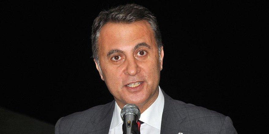 'Beşiktaş'ta paralel yapılanmaya izin vermem'