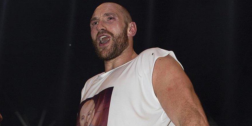 Tyson Fury'den emeklilik kararı
