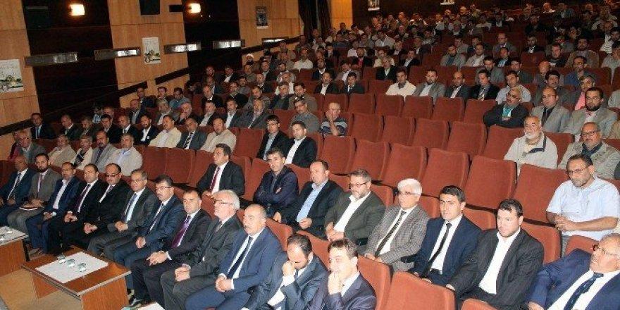 Karaman'da Camiler ve Din Görevlileri Haftası