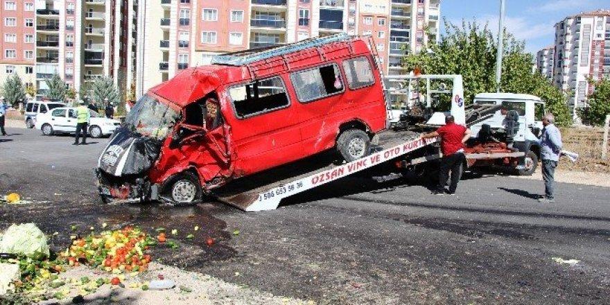 Malatya'da trafik kazası: 1 ölü, 1 yaralı
