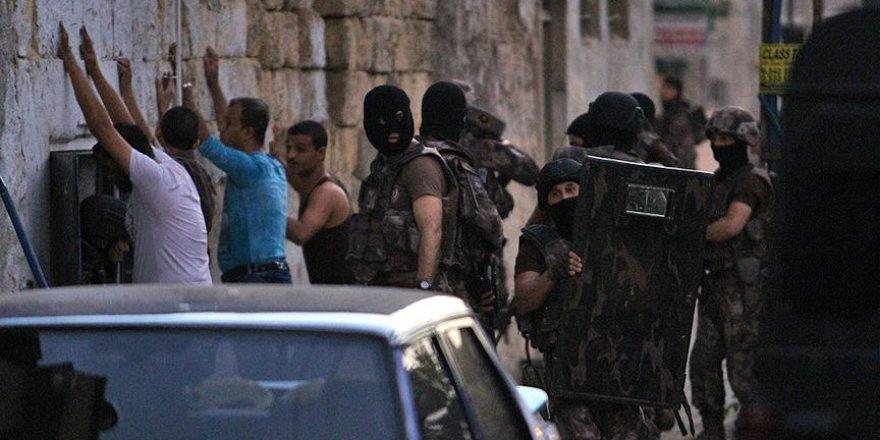 Gaziantep'te terör örgütü DAEŞ'e operasyon: 4 gözaltı