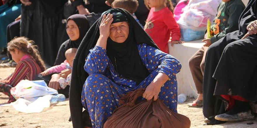Haviceli sivillerin DAEŞ'ten zorlu kaçış yolculuğu