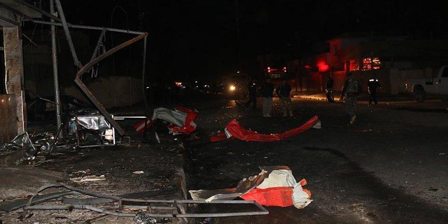 Suriye'de düğün salonunda intihar saldırısı: 13 ölü, 55 yaralı