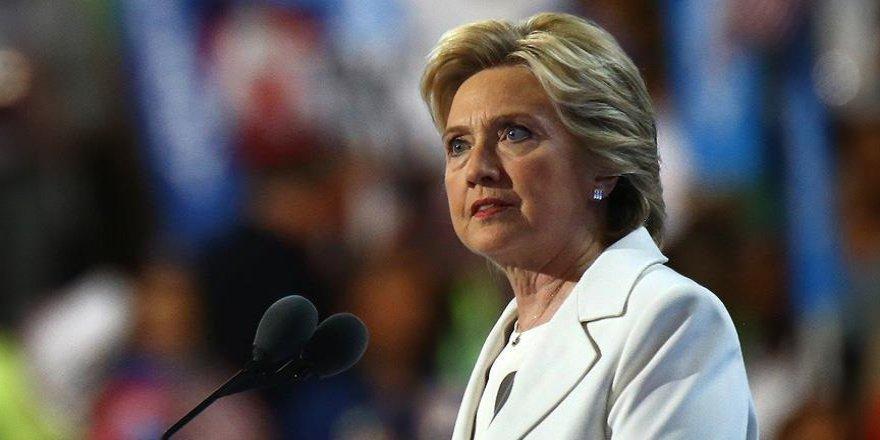 Clinton canlı yayında PKK'ya söz verdi