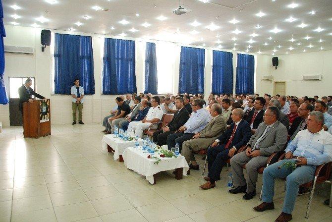 """Silifke'de """"Camiler ve Din Görevlileri Haftası"""" kutlanıyor"""