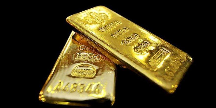 Altının onsu yaklaşık 3 haftanın en düşüğünde
