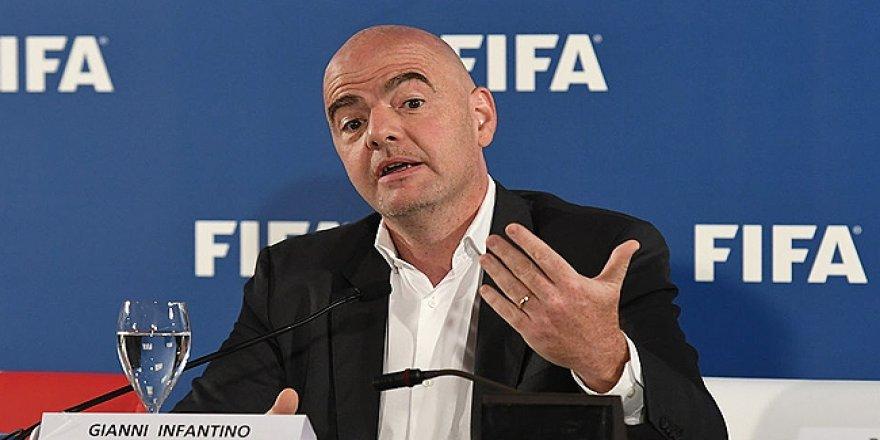 Dünya Kupası'nda takım sayısı 48'e çıkacak