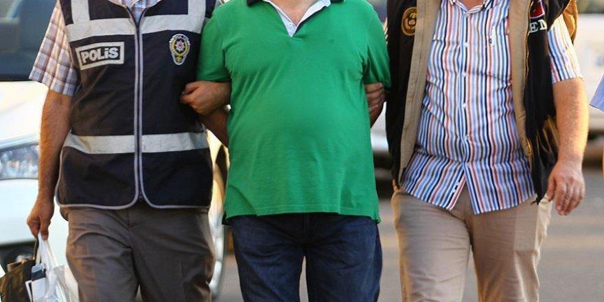 Gaziantep Üniversitesi'nde 16 personel FETÖ'den tutuklandı