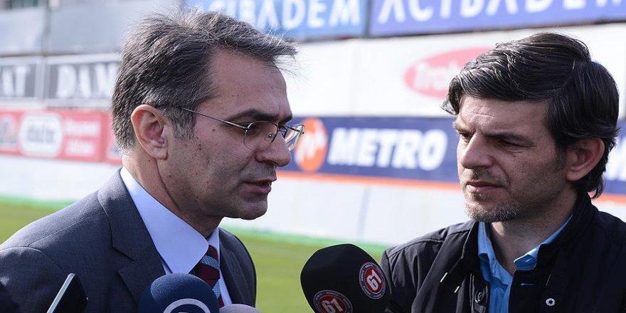 """""""Milli maç arasını iyi değerlendireceğiz"""