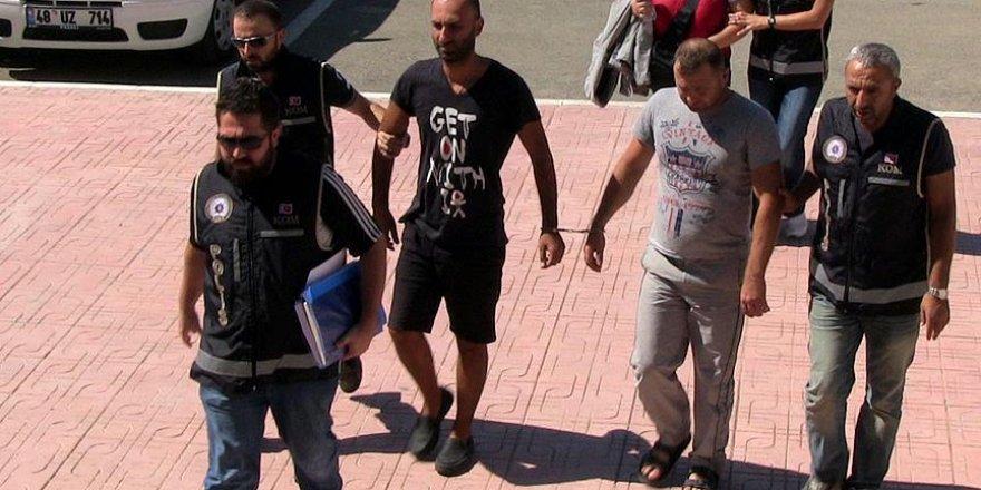 Bodrum'da kaçak teknesinin batmasıyla ilgili 5 tutuklama