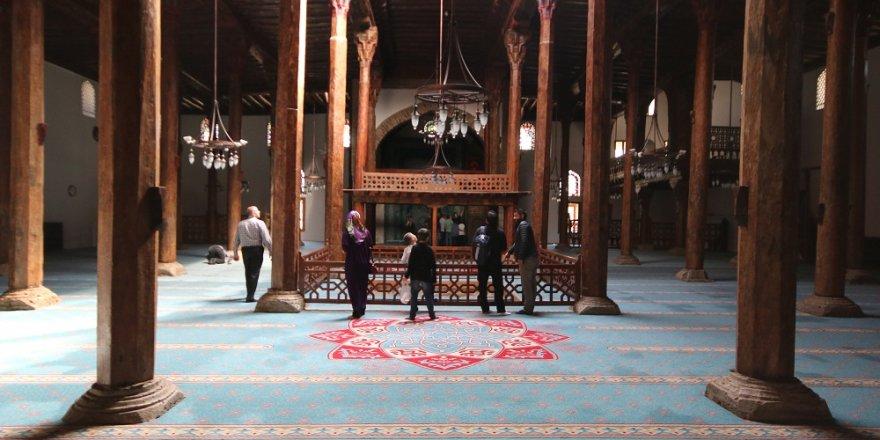 Selçuklu mimarisinin en güzel örneği: Eşrefoğlu Camii