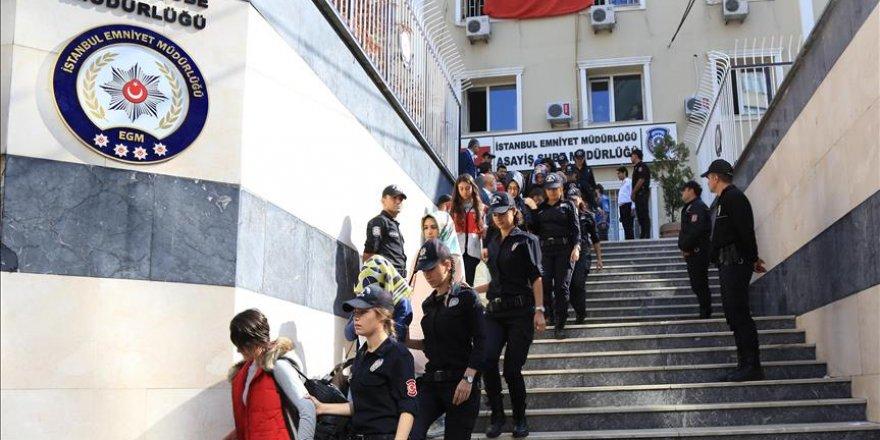 FETÖ'den gözaltındaki 61 şüpheli adliyeye sevk edildi