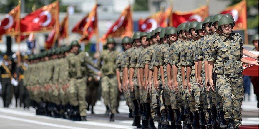 TSK'nın personel mevcudu açıklandı