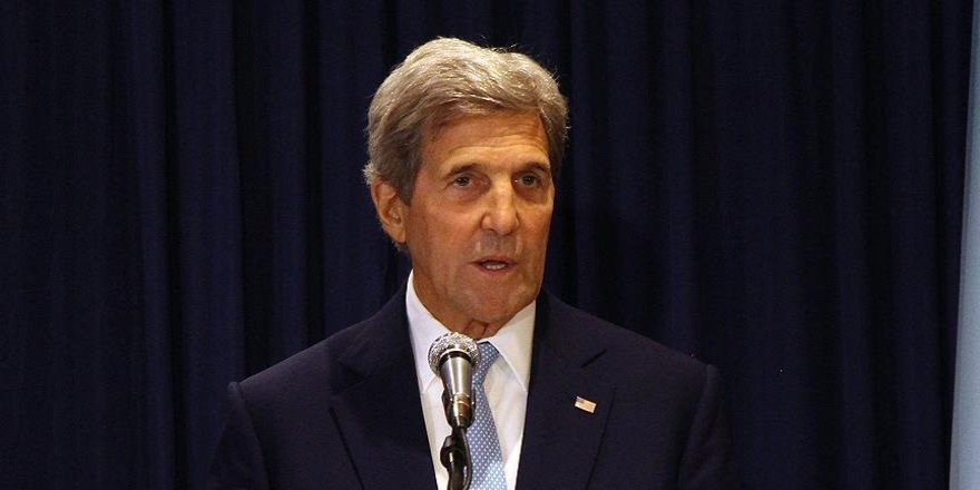 Kerry'den Suriye'de uçuşa yasak bölgeyle ilgili açıklama