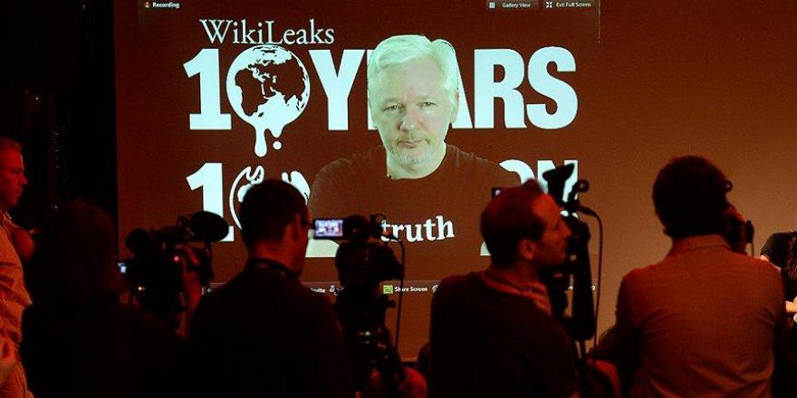 Wikileaks yeni belgeler yayımlayacak