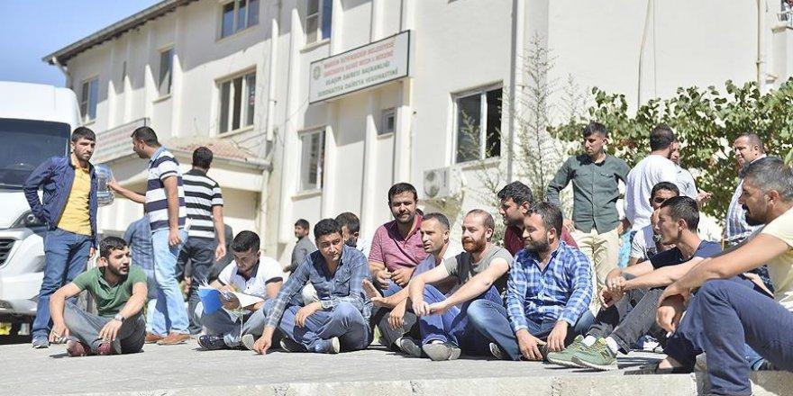 Mardin'de DBP'li belediyeye 'zorla bağış' tepkisi