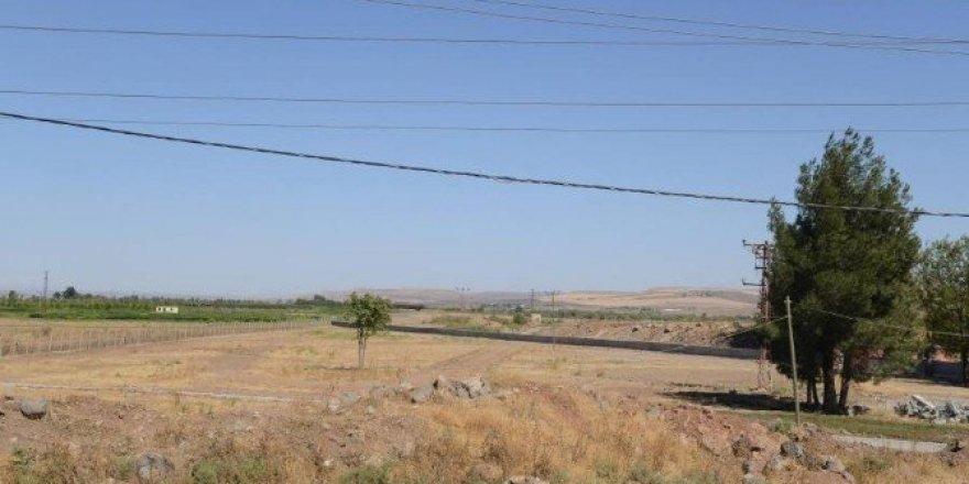 Diyarbakır'da yeni fidanlık alanı oluşturuluyor
